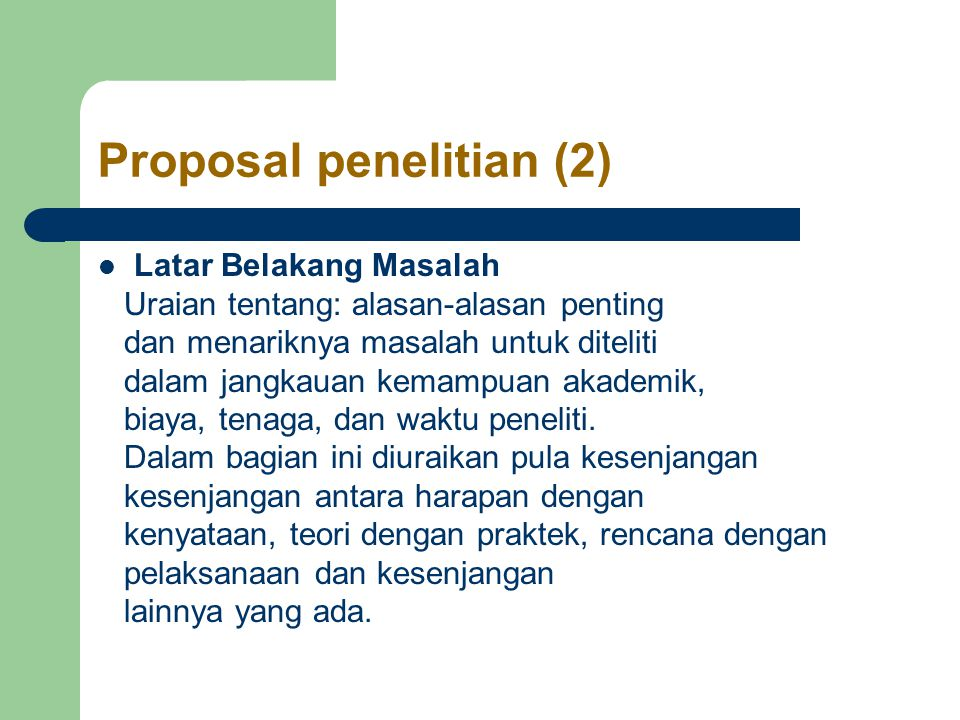 Proposal penelitian (2)