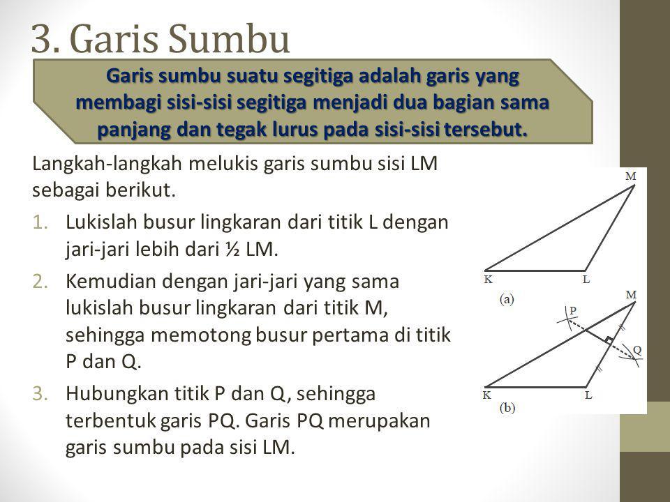 3. Garis Sumbu
