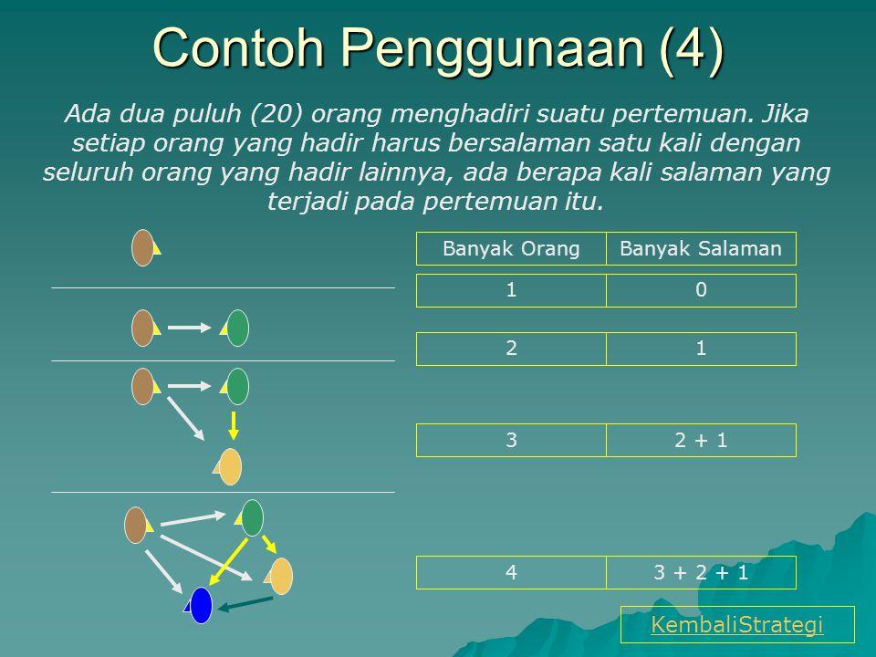 Contoh Penggunaan (4)
