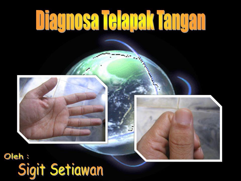 Diagnosa Telapak Tangan