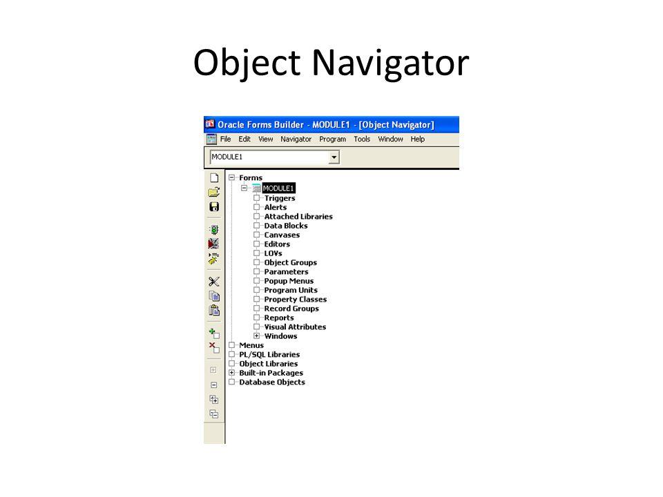 Object Navigator