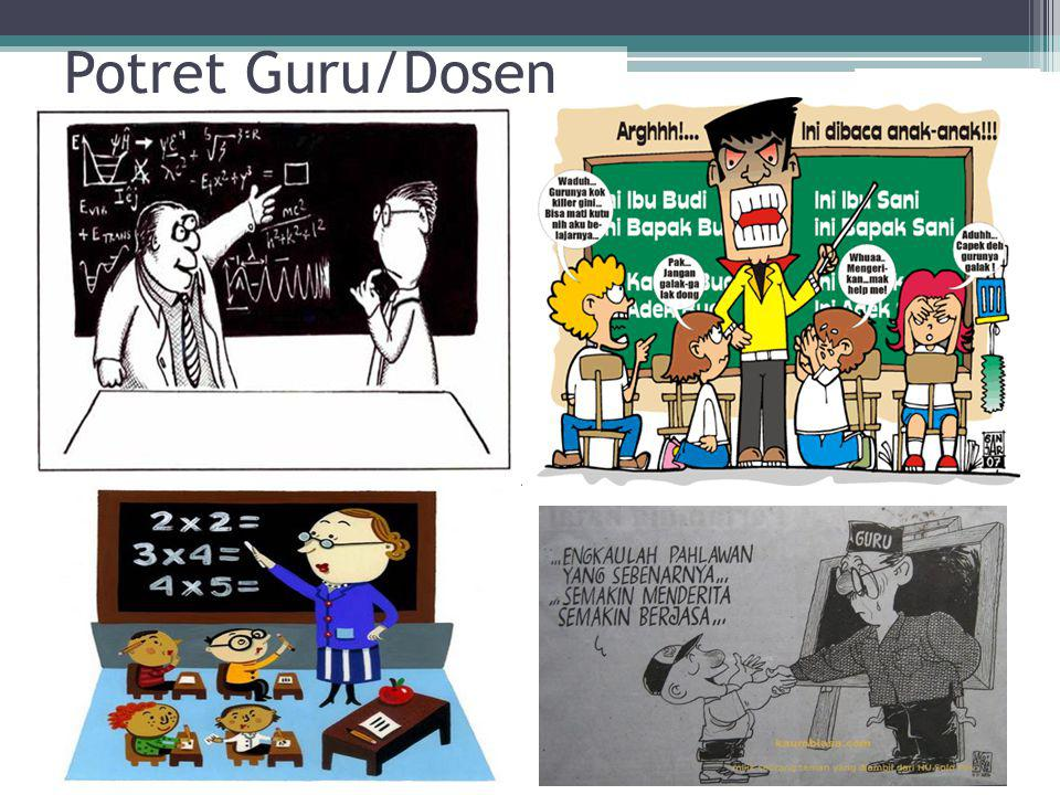 Potret Guru/Dosen