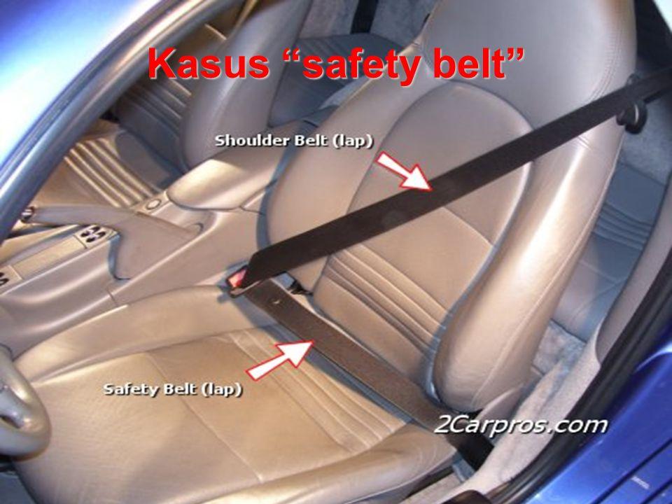 Kasus safety belt