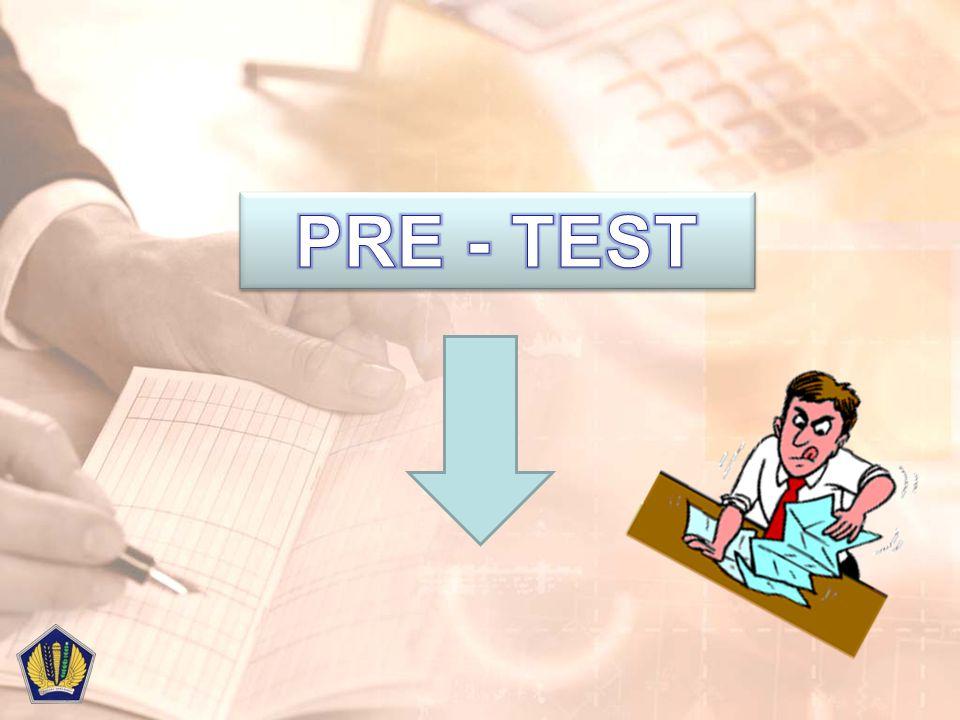 PRE - TEST