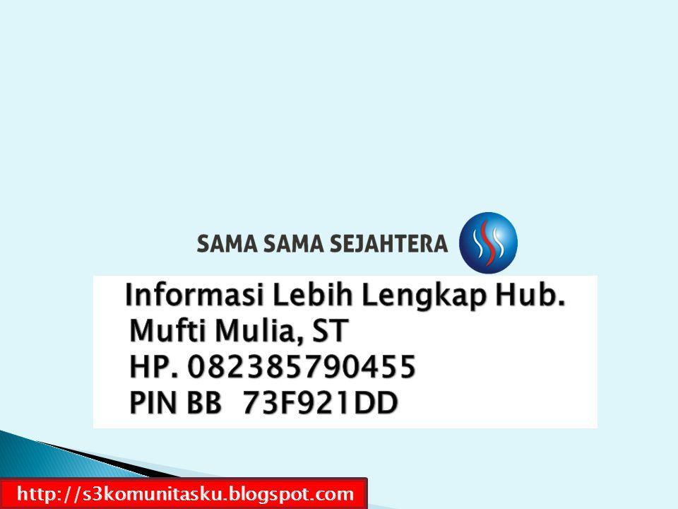 Informasi Lebih Lengkap Hub.