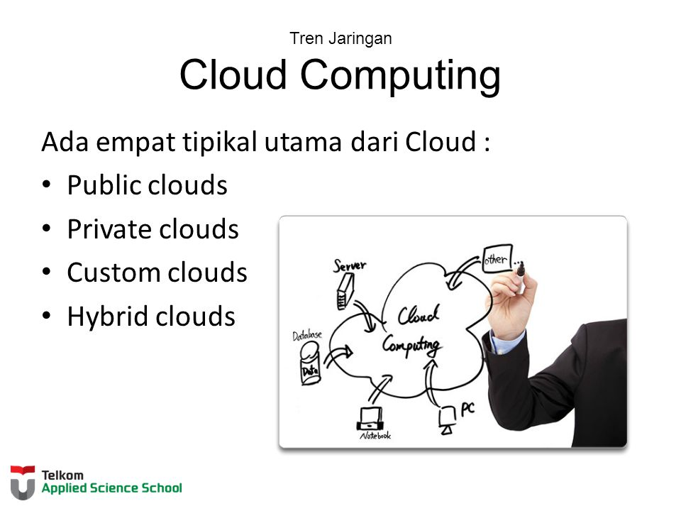 Tren Jaringan Cloud Computing