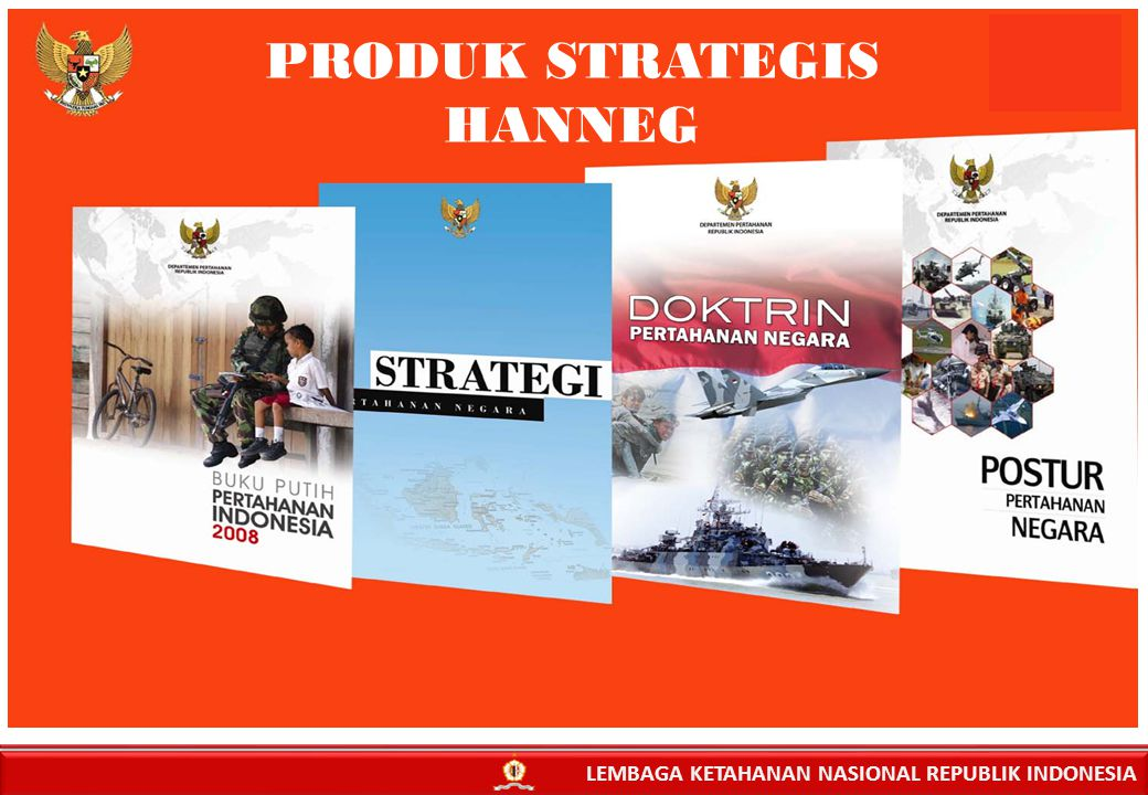 PRODUK STRATEGIS HANNEG