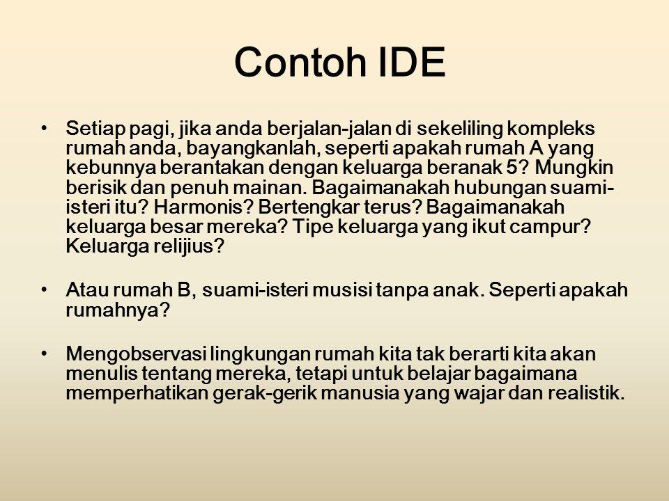 Contoh IDE