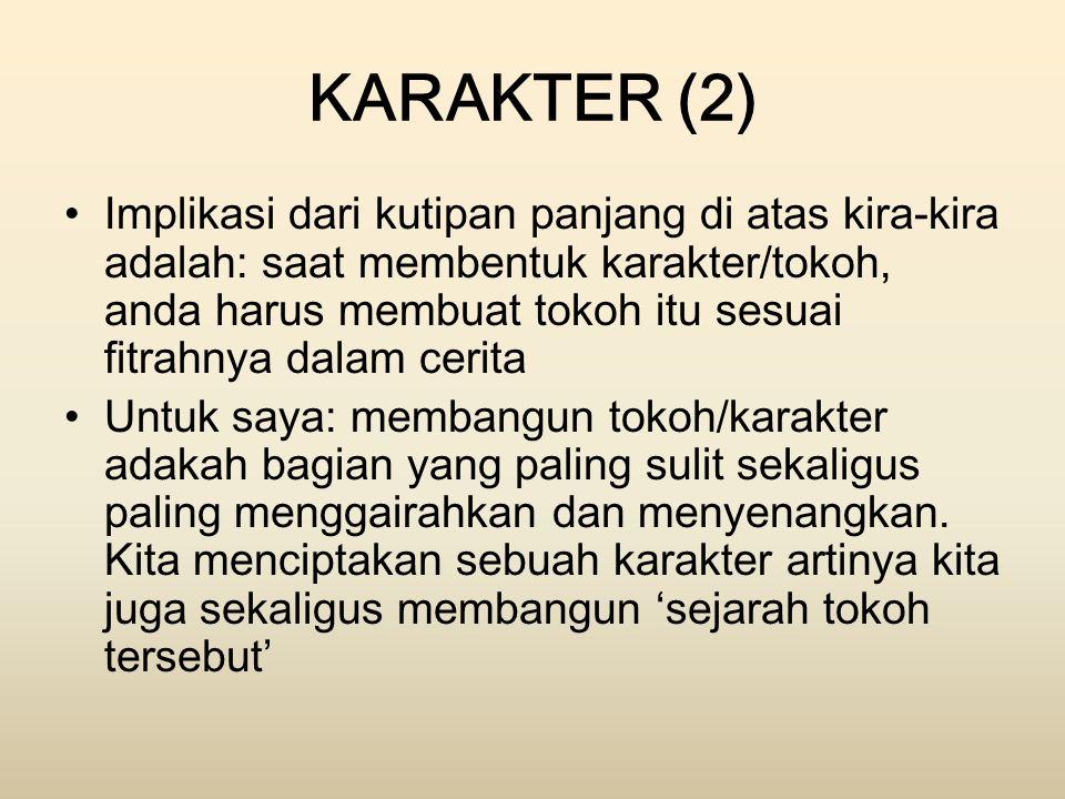 KARAKTER (2)