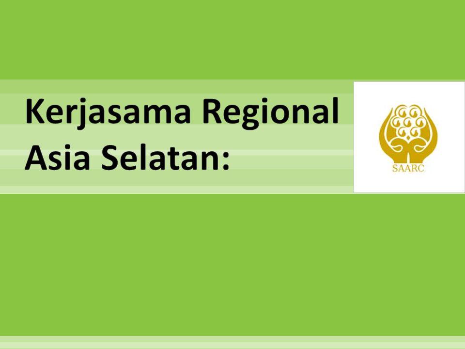 Kerjasama Regional Asia Selatan: