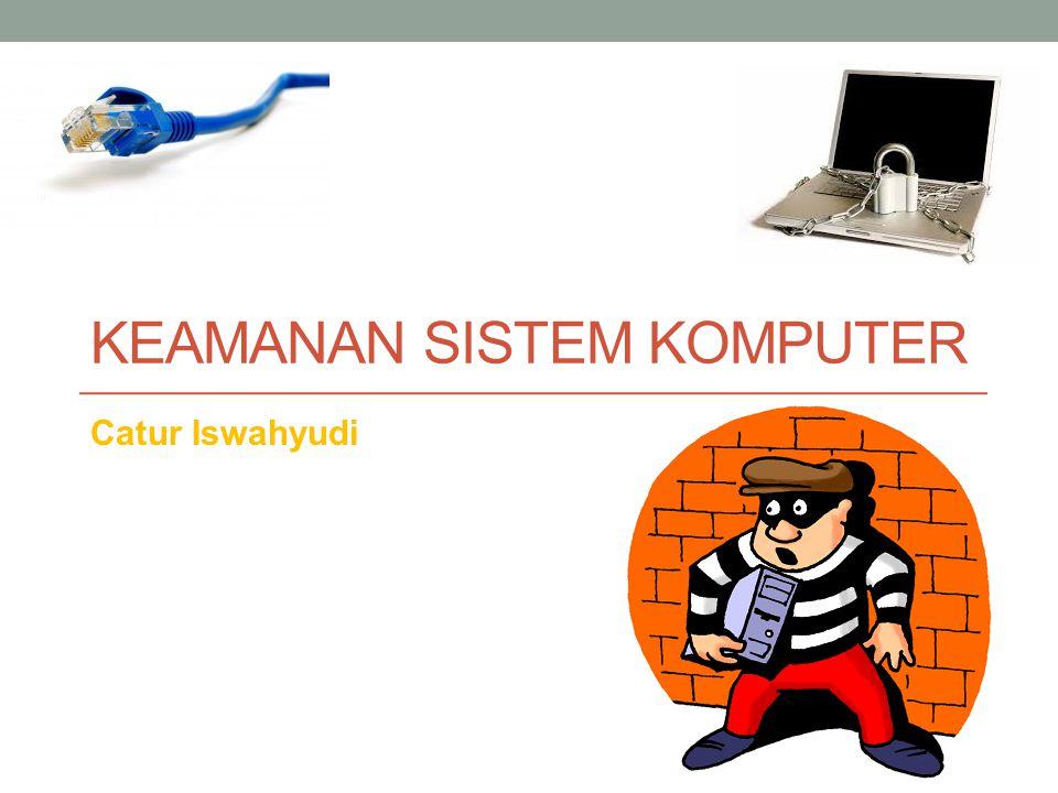 Keamanan sistem komputer