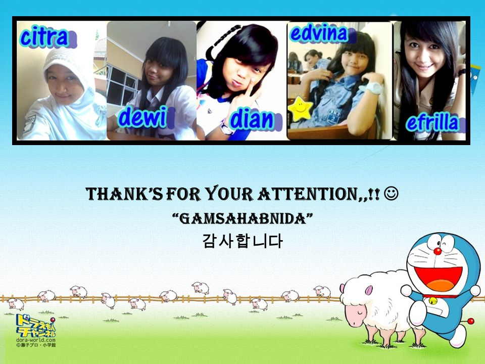 Thank's for your attention,,!! 
