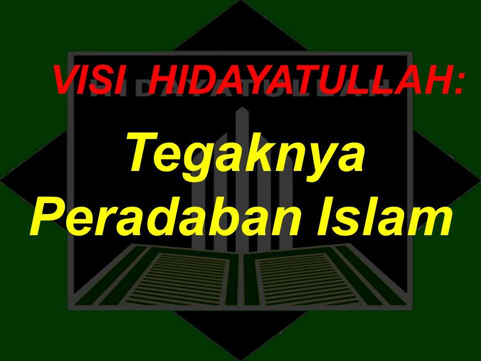 Tegaknya Peradaban Islam
