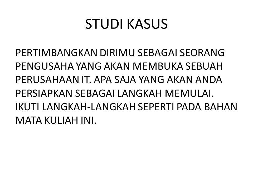 STUDI KASUS