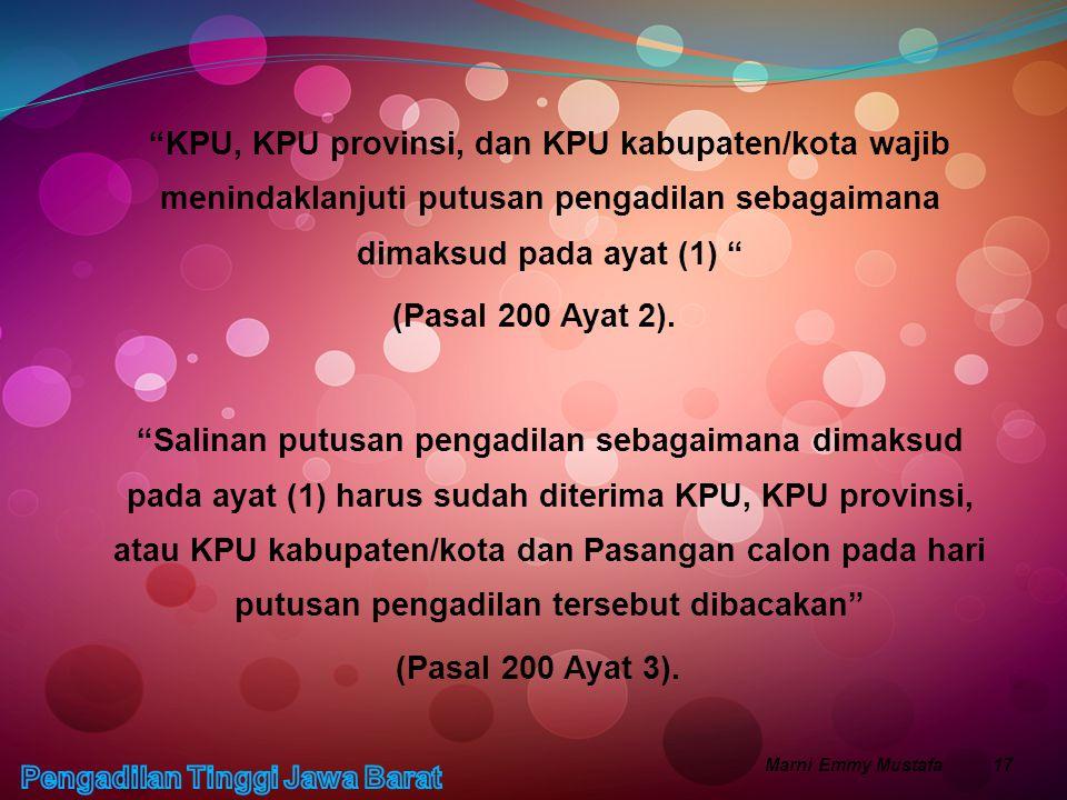 Pengadilan Tinggi Jawa Barat