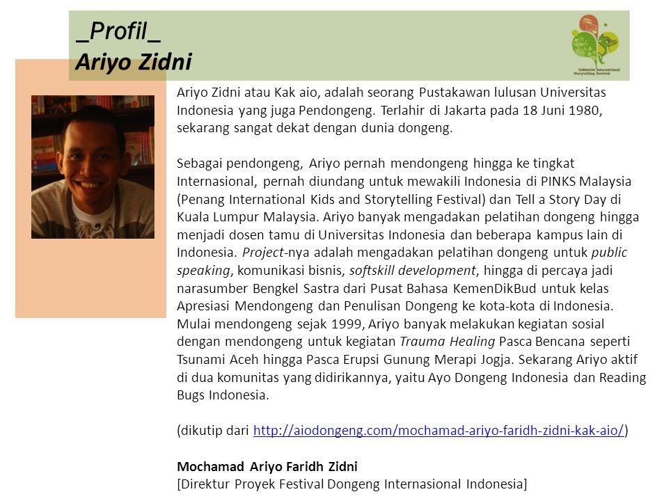 _Profil_ Ariyo Zidni.
