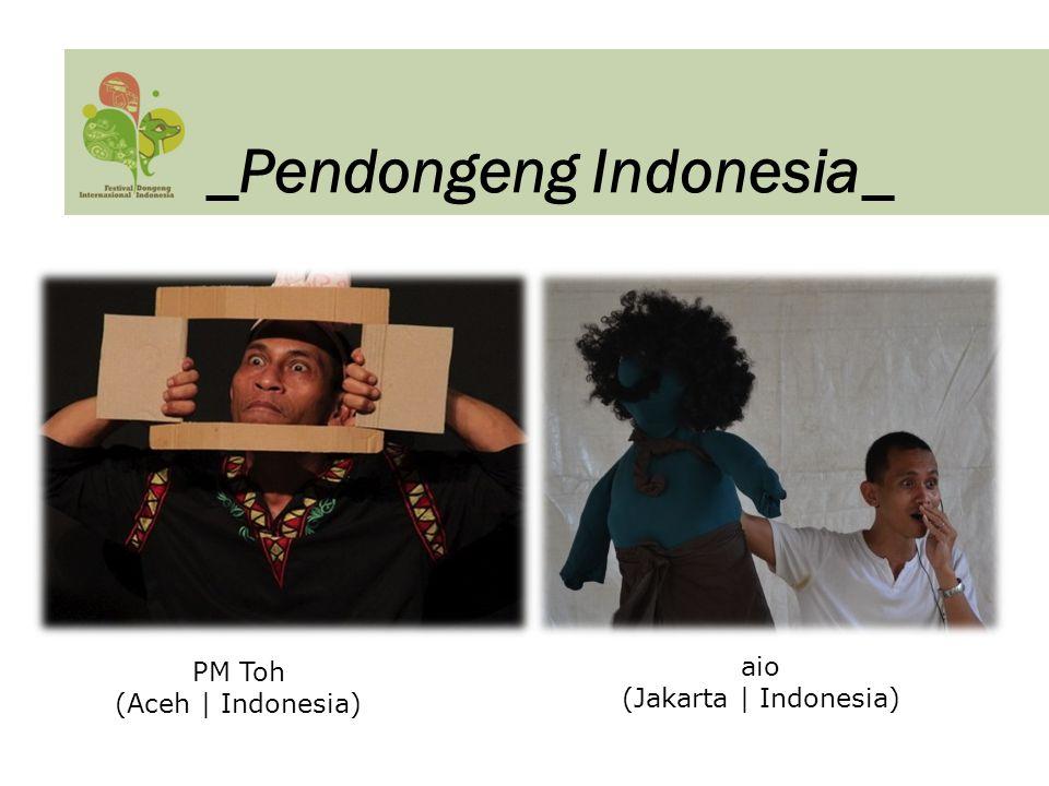 _Pendongeng Indonesia_