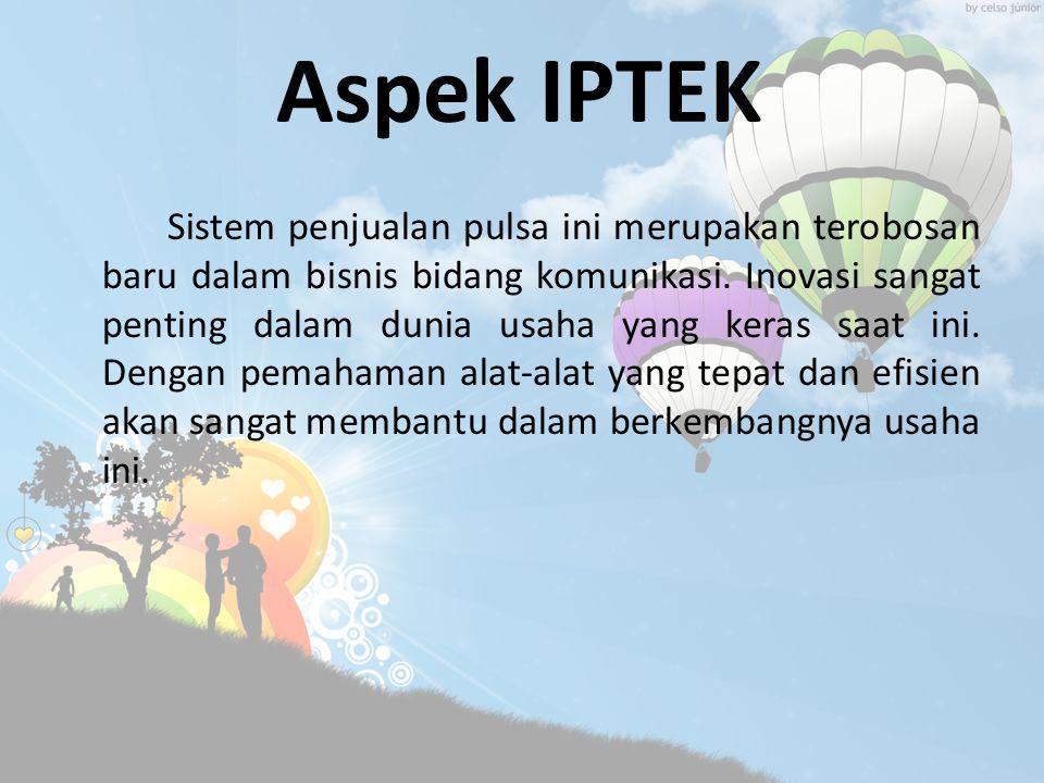 Aspek IPTEK