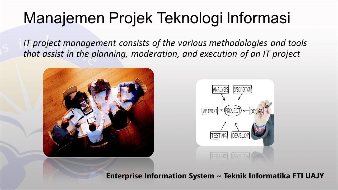Manajemen Projek Teknologi Informasi