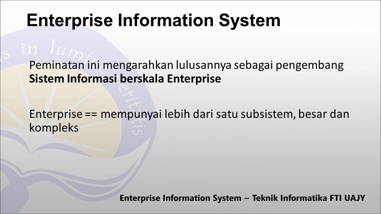 Enterprise Information System