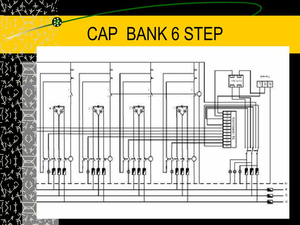 CAP BANK 6 STEP