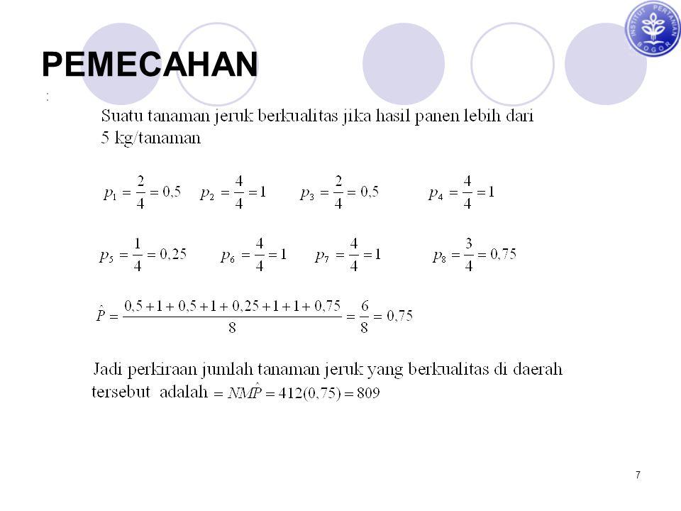PEMECAHAN