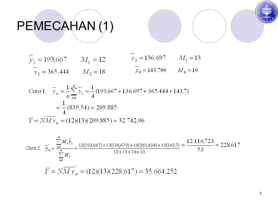 PEMECAHAN (1)