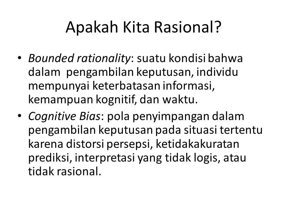 Apakah Kita Rasional