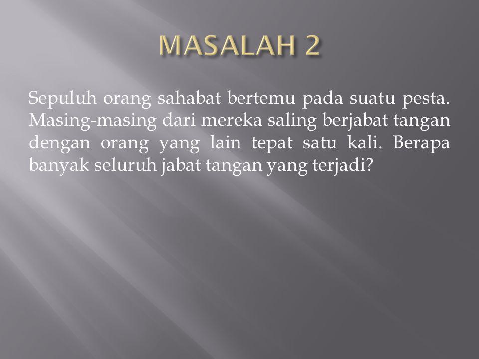 MASALAH 2