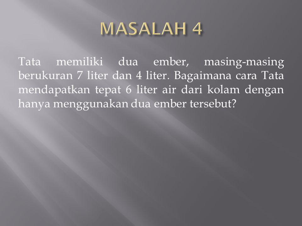 MASALAH 4