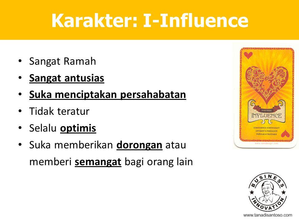 Karakter: I-Influence