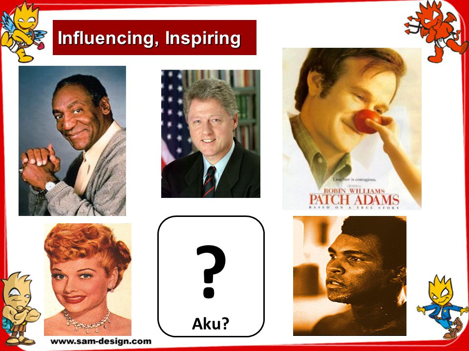 Influencing, Inspiring
