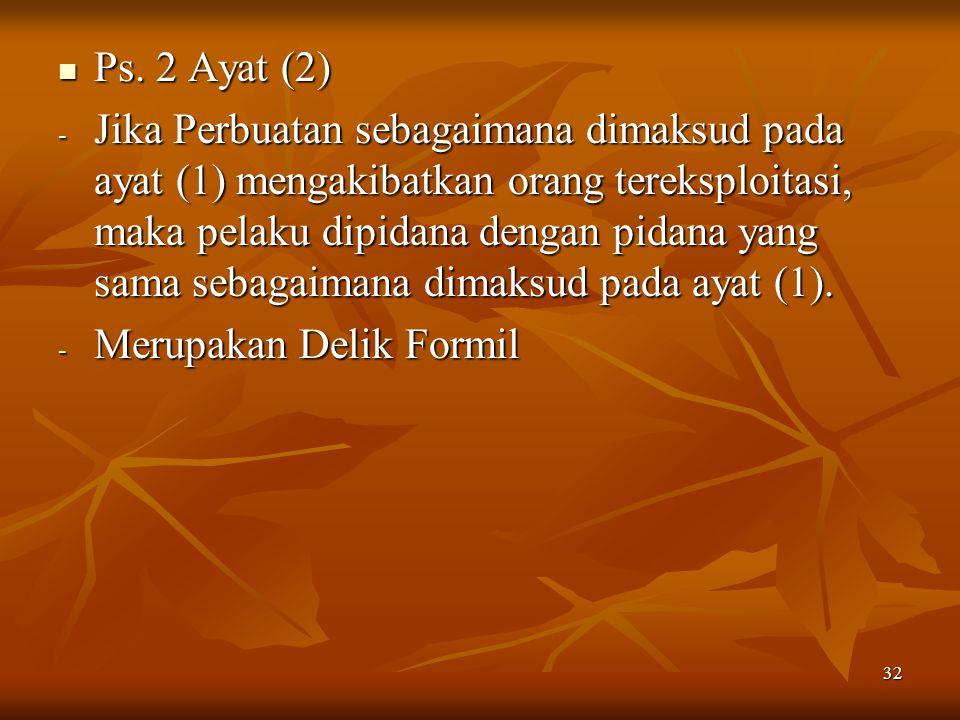 Ps. 2 Ayat (2)