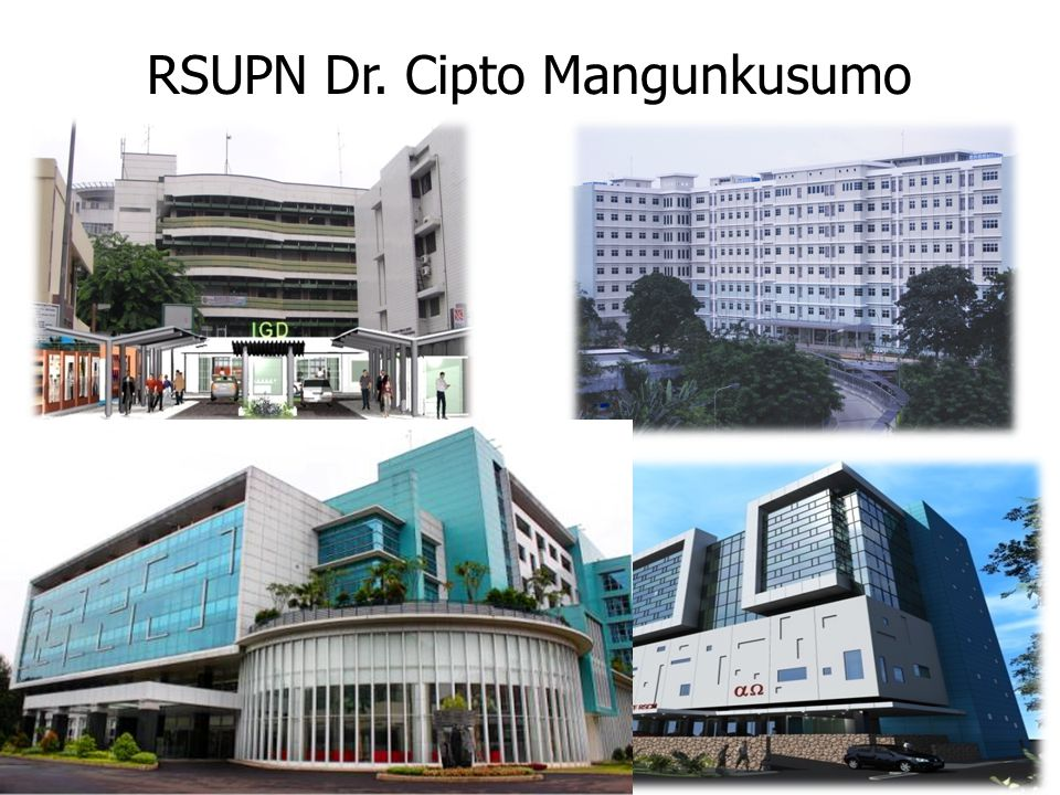 RSUPN Dr. Cipto Mangunkusumo