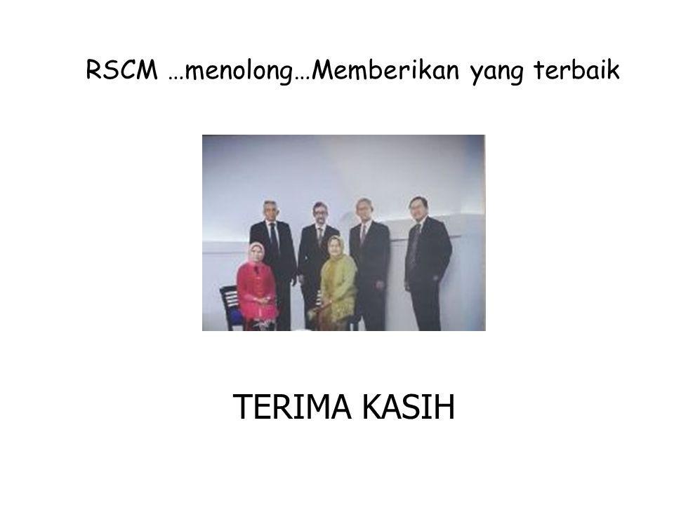 RSCM …menolong…Memberikan yang terbaik