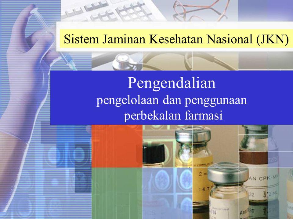 Sistem Jaminan Kesehatan Nasional (JKN)