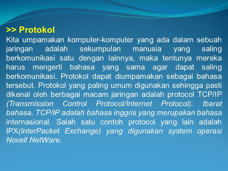 >> Protokol