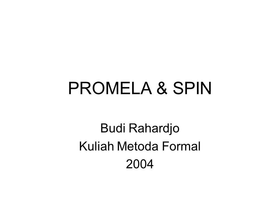 Budi Rahardjo Kuliah Metoda Formal 2004