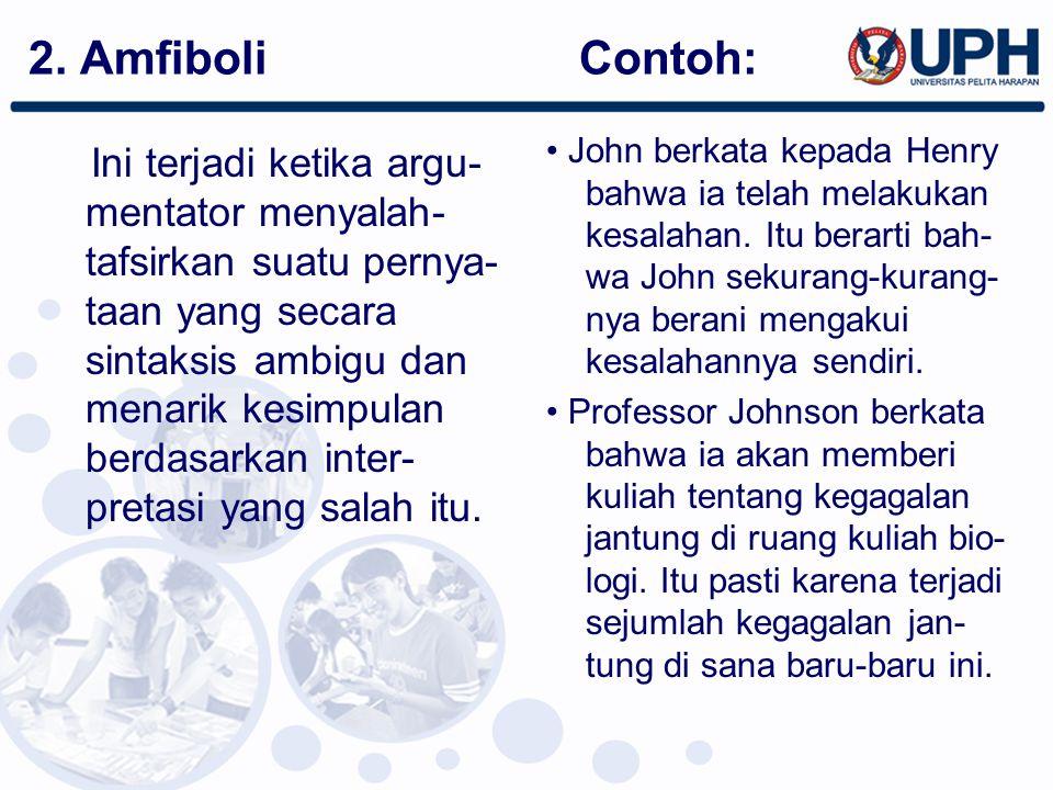 2. Amfiboli Contoh: