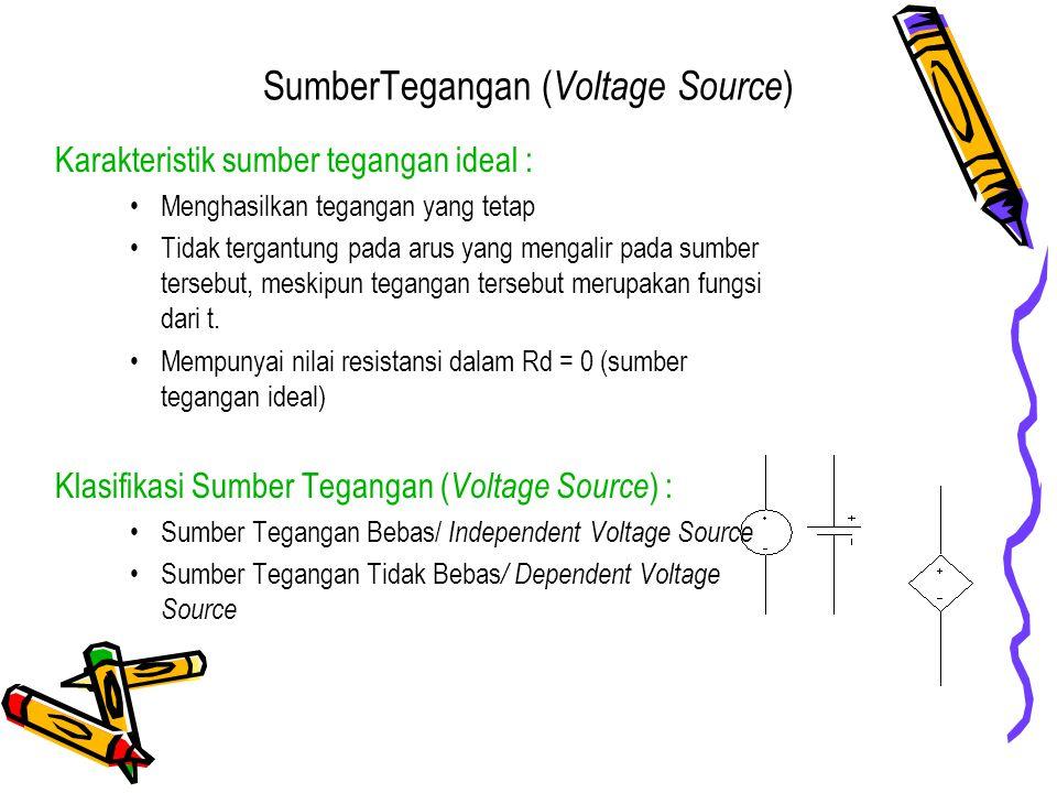 SumberTegangan (Voltage Source)