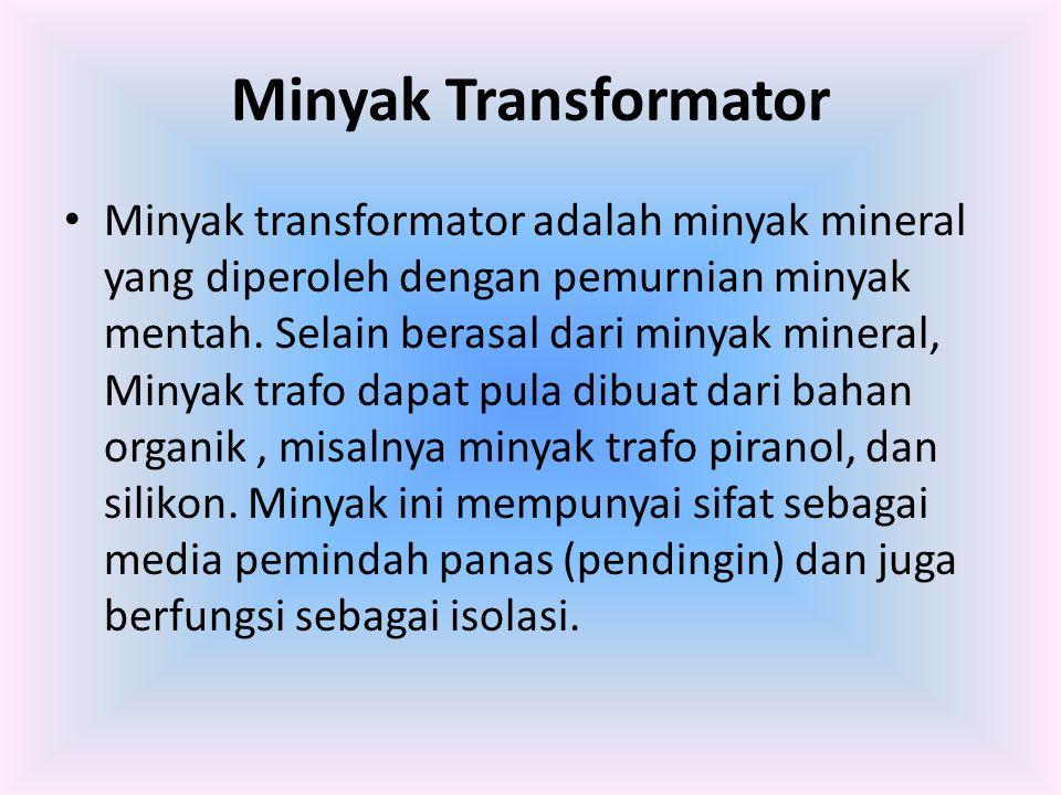 Minyak Transformator