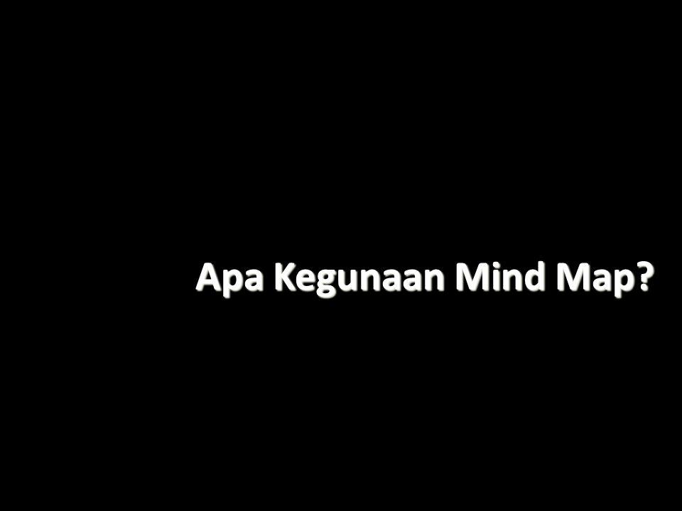 Apa Kegunaan Mind Map