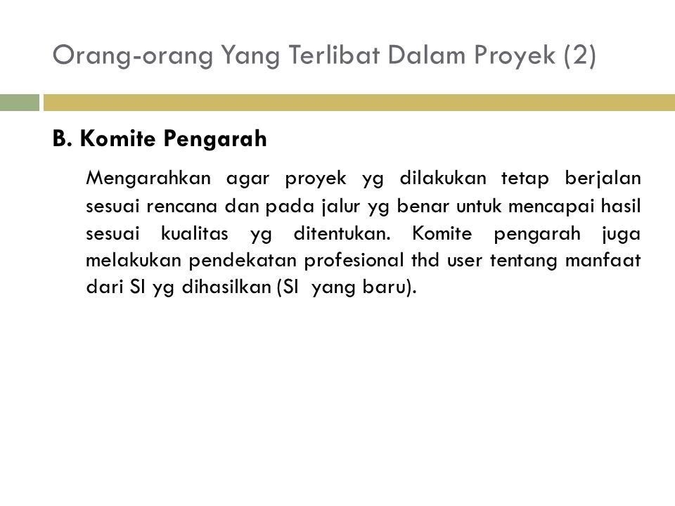 Orang-orang Yang Terlibat Dalam Proyek (2)