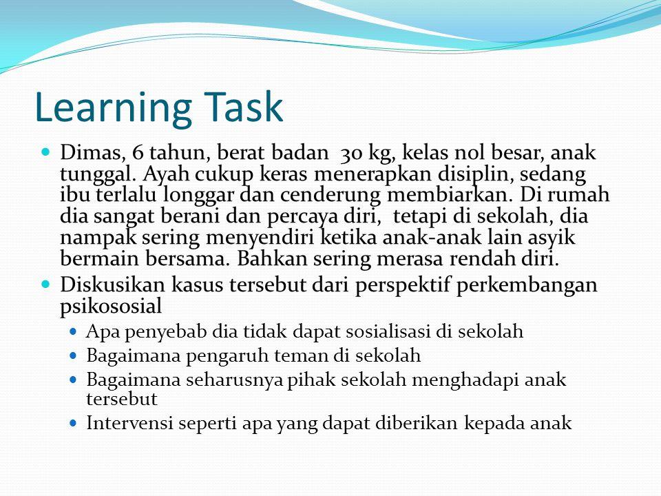 Learning Task