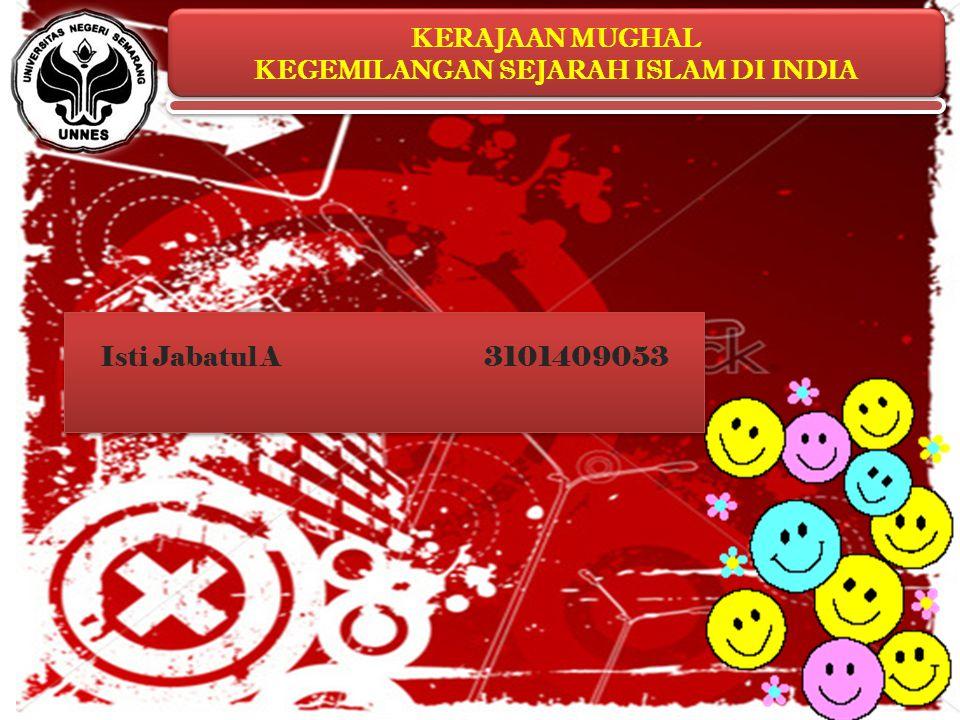 Isti Jabatul A 3101409053