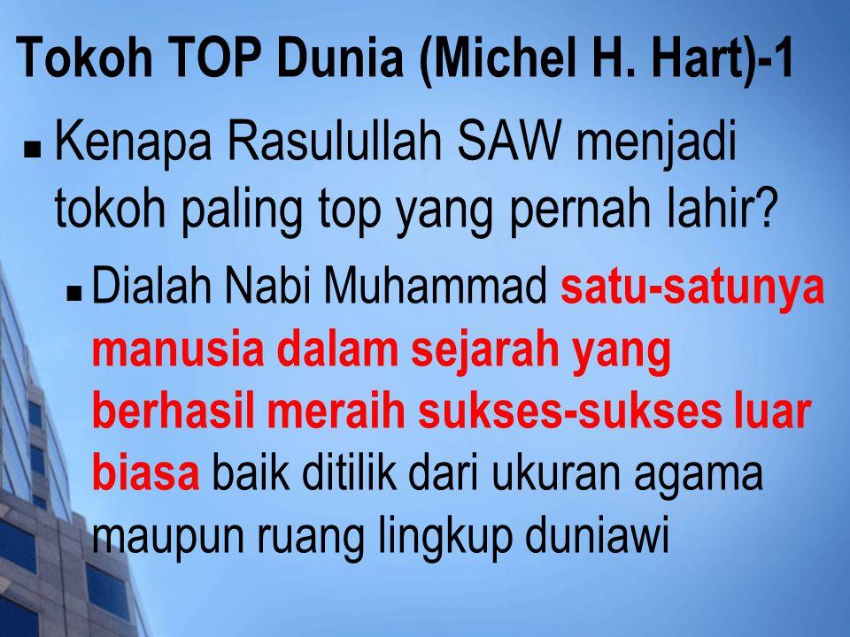 Tokoh TOP Dunia (Michel H. Hart)-1