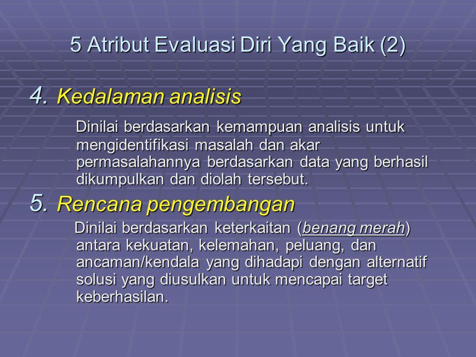 5 Atribut Evaluasi Diri Yang Baik (2)