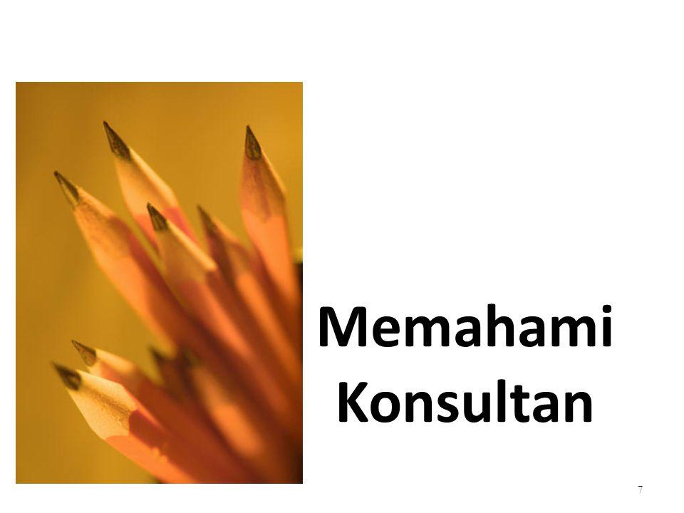 Memahami Konsultan