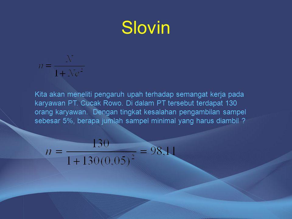Slovin