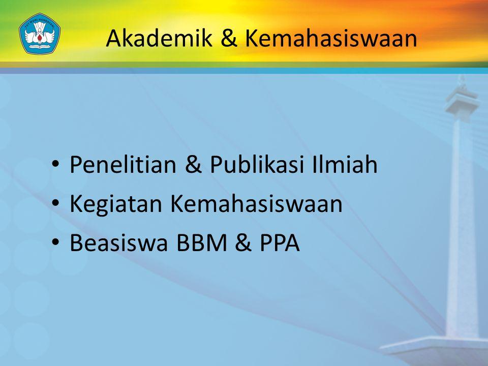 Akademik & Kemahasiswaan